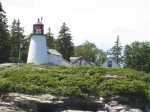 Visit Burnt Island Lighthouse - an interesting place