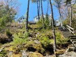 Our Spacious Waterfront Home is named -A Lucky Cast - located in Mid-Coast Maine on an island. We`d love to have you.