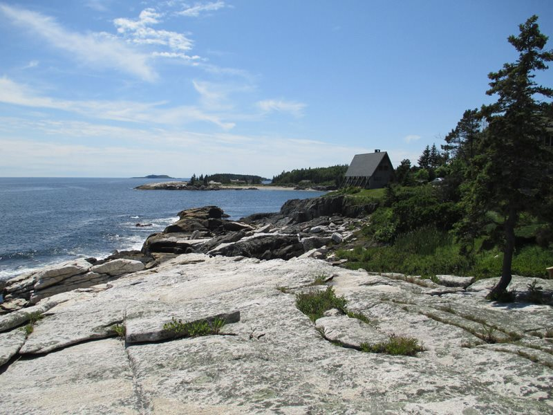 Miraculous Nautica Georgetown Maine Oceanfront Family Vacation Download Free Architecture Designs Griteanizatbritishbridgeorg