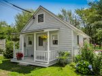 Our Bay Street Cottage is a cozy comfy little home... close to all the action in Boothbay Harbor.