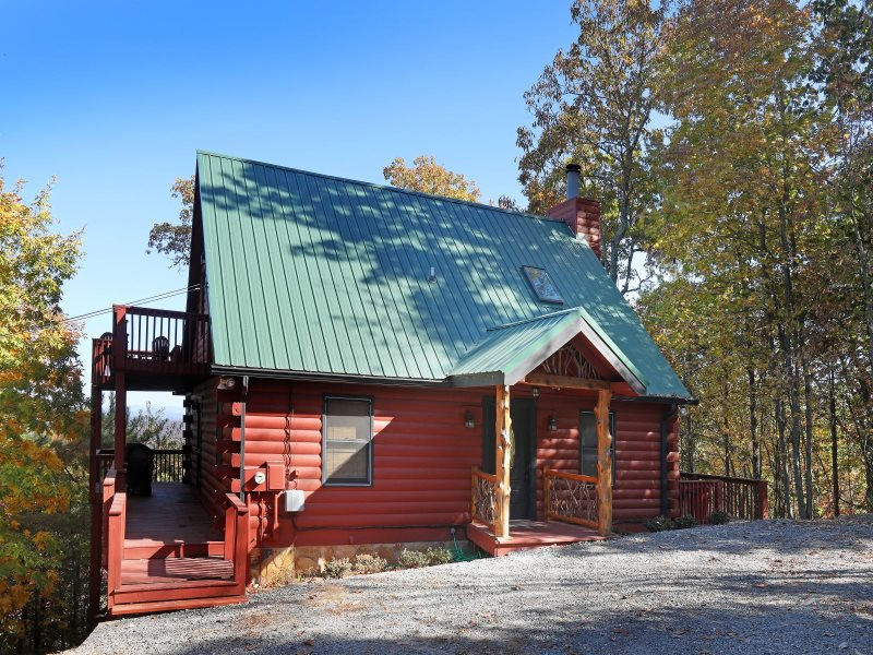 Rising sun georgia mountain cabin rentals in blue ridge ga