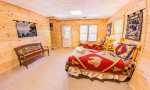 Basement Level Bedroom Features 2 Twin Beds