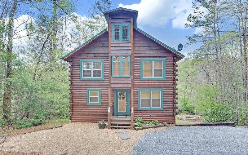 Moose Creek Lodge | Blue Ridge Cabin Rentals