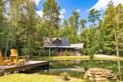 Racheal's Rest - Private Waterfront Cabin