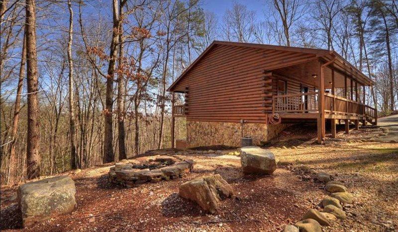 Georgia Mountain Hideaway Cabin Rentals In Blue Ridge Ga
