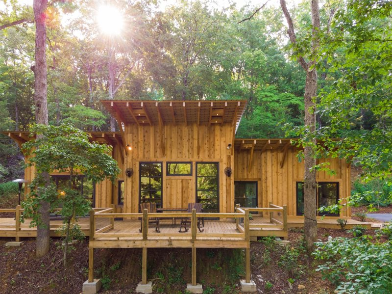 Sugar Shack In Blue Ridge Ga Georgia Mountain Cabin Rentals