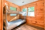 Bunk Room Features Twin/Twin Bunks