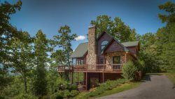 BIG SKY VIEW - Eastern Blue Ridge Mountain View Cabin