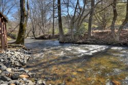 A Sweet Retreat - On the Banks of Fightingtown Creek