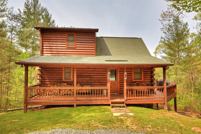 Above And Beyond Blue Ridge Cabin Rentals