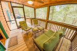 Screened In Deck Located Off Master Suite