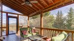 Screened In Deck Features Table and Chairs 4