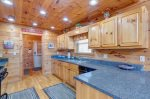 Fully Equipped Kitchen Features a Gas Range