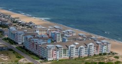Peace of Mind *In The Sanctuary Condo Development, RIGHT on the Beach in Sandbridge. Poolside condo!*