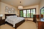 Master Bedroom with King Bed and En Suite Bath