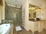 Lower Master Bathroom