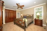 Master Bedroom, King, 31 in. TV