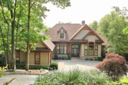 Keowee Vineyards Five Bedroom Fairway Cottage