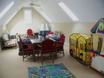 Upstairs Play Room