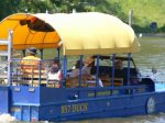 Take a tour of Saugatuck and Douglas by Duck Boat