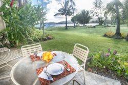 Beautiful ground floor condo, Kauai East Coast