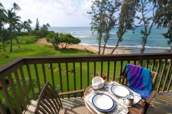 Flexible cancellations. Fantastic view is what we have, none better on the island of Kauai