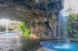 A tropical resort vacation condo rental  on Kauai without the high price.