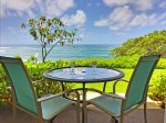 Sit and relax on your lanai, with your very own unobstructed ocean view