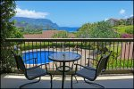 Tropical 2 Bedroom Paradise with Bali Hai Views and   Large Enough for 6!