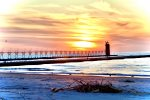With multiple beach accesses less than a mile away, taking the kids to Lake Michigan is a convenient and memorable experience