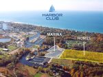 The Harbor Club South Haven Resort is a beautiful community of preserved woodland & wetlands. A pond with bridge and private streets and walking/bike paths make this area a peaceful family retreat.
