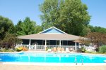 Community pool and clubhouse access are included in this rental.