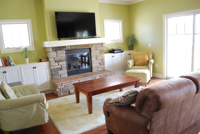 South Haven Michigan vacation rental cottage: 3 story, 5 ...