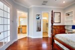 Third Floor Master King Suite with Bunk Nook Area and Private Bath