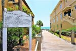 Directly Across From Community Pool/Spa and Just a 2 Minute Walk From Private Beach Access
