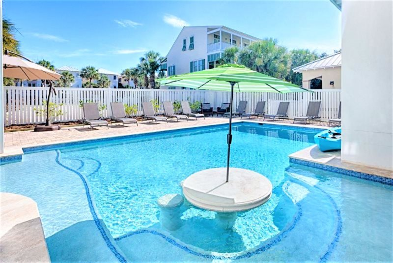 Luxury 9 Bedroom Luxury Home Featuring A Private Pool Tub Game Room Media Room Near Beach