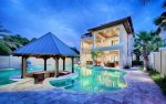 Luxury Private Pool with Gazebo Bar
