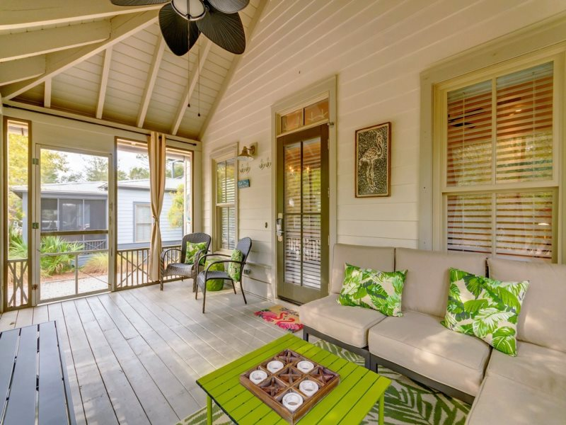 Flirty Flamingo Fully Renovated Cottage Mins To Seaside And Rosemary Beach