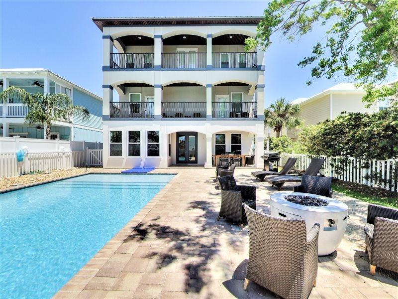 Crystal Beach House Destin Fl