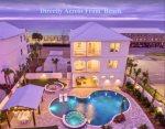 Free Beach Chairs March-November! Private Pool, Putting Green, Gulf Views, Waterfall Hot Tub & Close to the Beach!