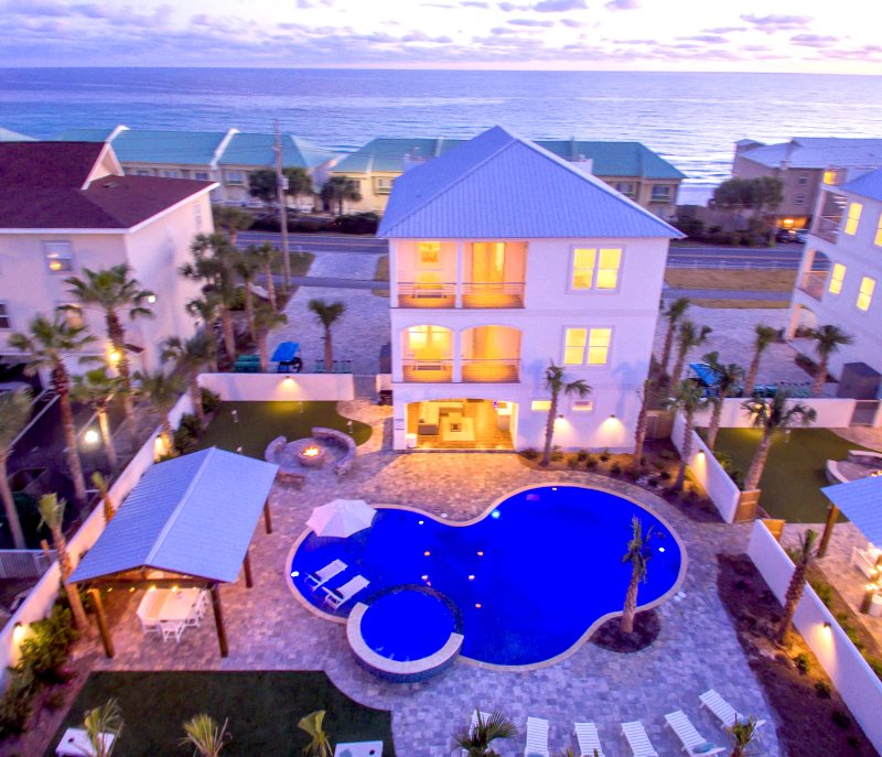 Phenomenal Gray Whale Beach Reunion Destin Fl Vacation Home Home Remodeling Inspirations Basidirectenergyitoicom