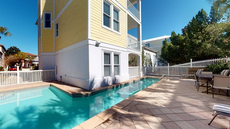 Sleeps 19 Private Pool Community Beach 1 Min Walk New 4 Night For Christmas And Years