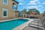 Luxury Meets Convenience! Free Beach Chairs for Summer! Large Private Pool, Theater/Game Room, Private Beach Access!