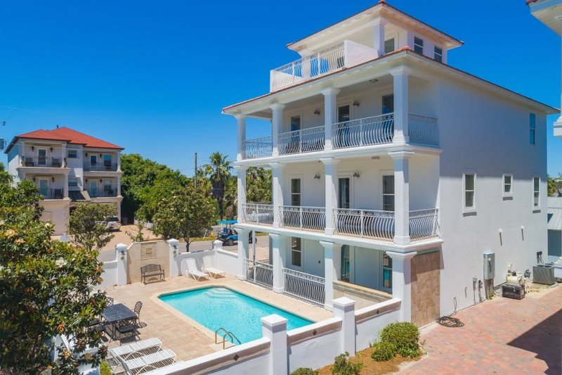 Beach House Destin Florida Part - 19: Aphrodite   Beach Reunion Vacation Home Rentals   Destin, FL   Frangista  Beach