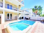 Relax Poolside at Best Kept Sea-Cret, A Luxurious 9 BR Frangista Beach Home