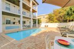 Enjoy the Large Pool and Plenty of Lounge Chair Seating for the Whole Family