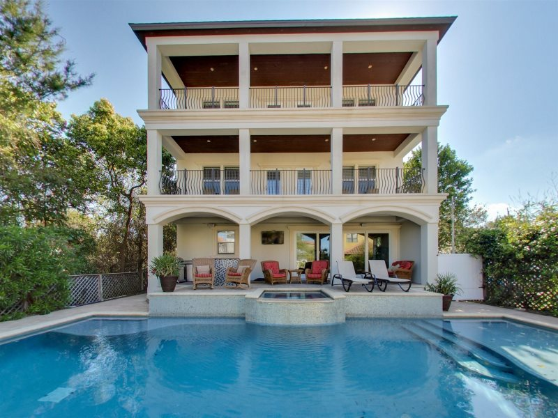 Luxury 9 Bedroom Home Large Private Pool Over Flow Spa Theater New 4 Night Min For Christmas And Years