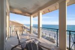 Frangista Pearl Features A Splash Pool and Gas Grill With Incredible Views of The Gulf
