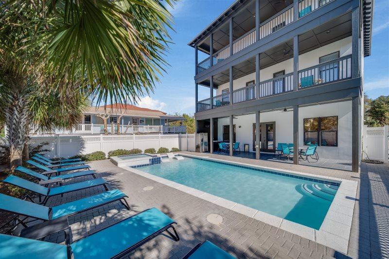 77 Sunset Beach Reunion Vacation Home Rentals Destin