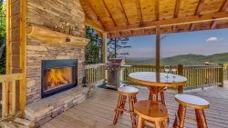 Endless View Lodge - Mountain Top Cabin Rentals